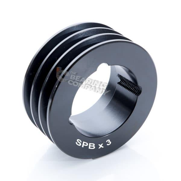 SPB X 4 V BELT PULLEY